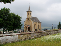 Hřbitov v Křemži