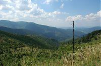Hrubý Jeseník - údolí Desné