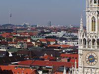 Mnichov - panorama
