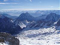 Na Zugspitze