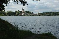 Putim - Podkostelní rybník 2