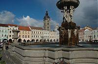 České Budějovice - náměstí 2