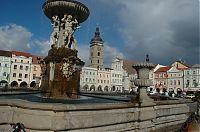 České Budějovice - náměstí 3