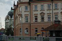 České Budějovice - nábřeží Malše u soudu 2