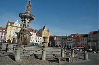 České Budějovice - náměstí 4