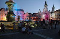 České Budějovice - náměstí 7