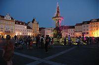 České Budějovice - náměstí 8