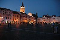 České Budějovice - náměstí 9