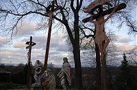 Řimov - křížová cesta 5