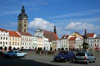 České Budějovice - náměstí 1